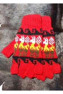 "Перчатки без пальчиков ""Red"""