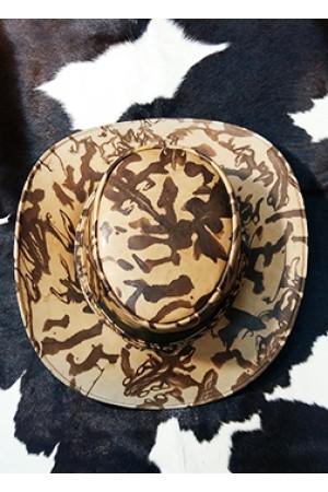 "Кожаная шляпа ""Марк"""