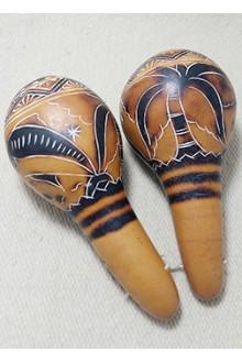 Маракасы из Перу