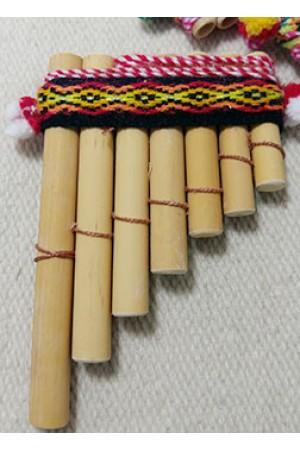 Антара из бамбука мини